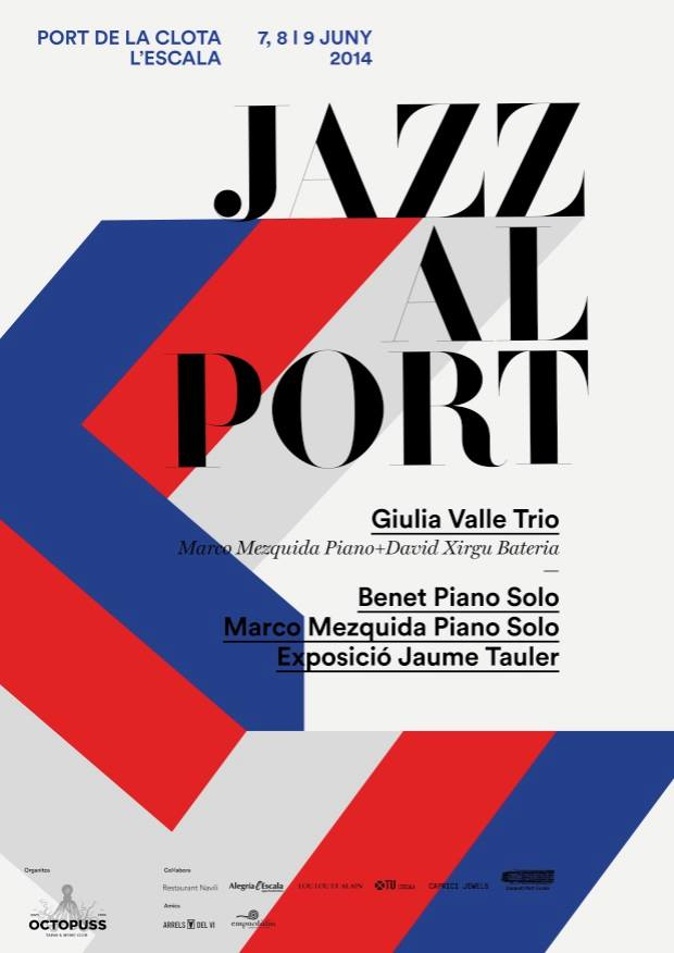 jazz al port 7 8 i 9 de juny